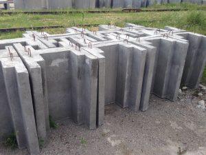 Rigola din beton armat
